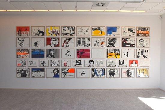 Horsens Kunstmuseum: Maria Wankel