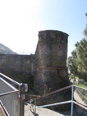 Castello di Riomaggiore: torrione