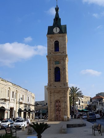 Jaffa Old City: Backgammon is a way of life