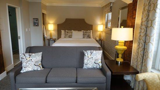 Mark Spencer Hotel: Comfy Bed