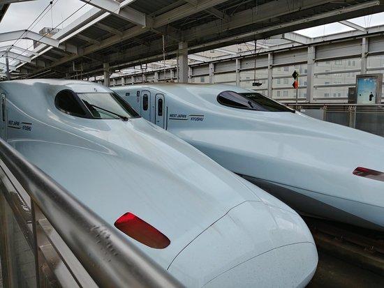 Kyushu Shinkansen照片