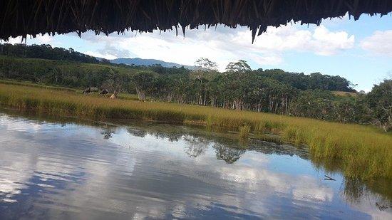 Tingo Maria, Perù: laguna el milagro