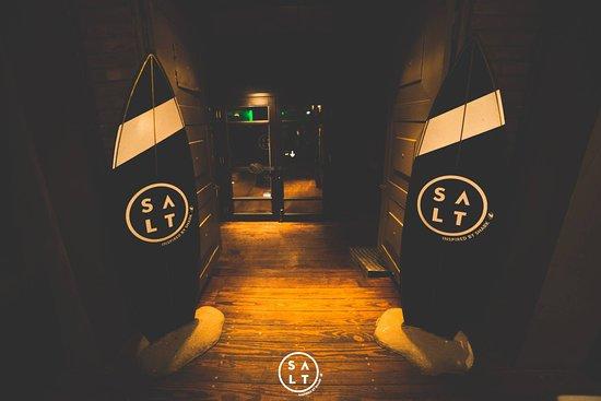 Shark Bar Restaurant: SΛLT inspired by Shark