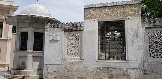 Mimar Sinan Turbesi : Mimar Sinan Türbesi