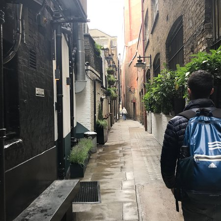 SANDEMANs NEW Europe - London Photo