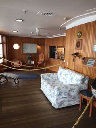 เรือพระที่นั่งบริทานเนีย: Sun Lounge