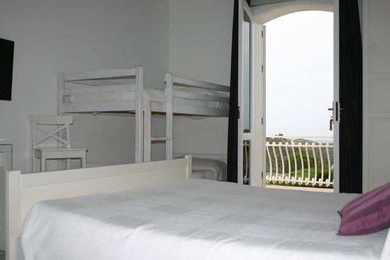 Hotel Villa Teresa: Family room