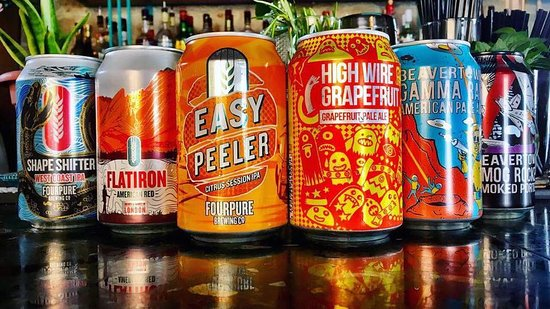 Tapper Bar: Great Craft Beer selection