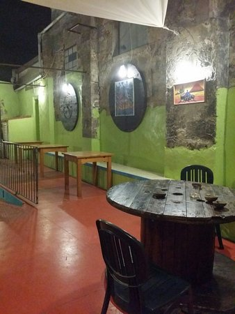 Ristorante Pizzeria La Nave: Interno del ristorante