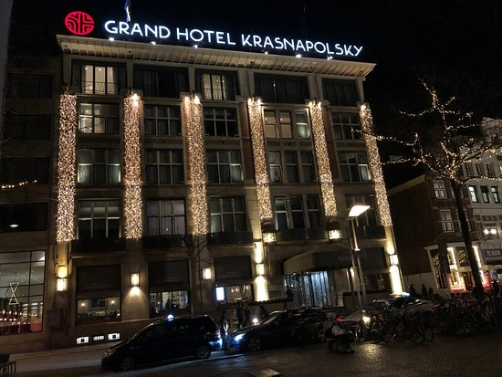 NH Collection Amsterdam Grand Hotel Krasnapolsky Photo