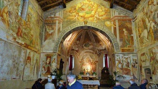 Chiesa di San Marco Varallo: Navata centrale