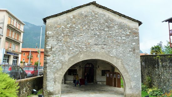 Varallo, Italien: Anticorpo