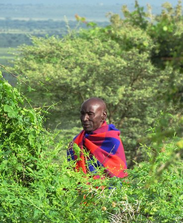 Isoitok Camp - Manyara: The day begins for our Maasai neighbors at dawn - we invite you to be part of this experience