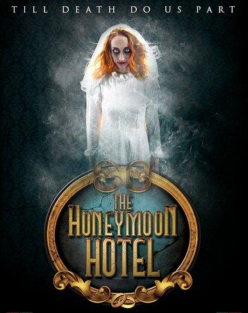 DarkPark: The Honeymoon Hotel - Winnaar Beste Escape Room van Nederland Award