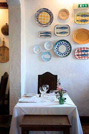Por do sol: Dining room