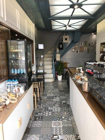 Welcome to Foyer Espresso Bar!