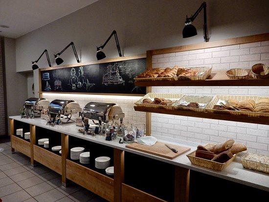 Metropol Hotel: Salle à manger