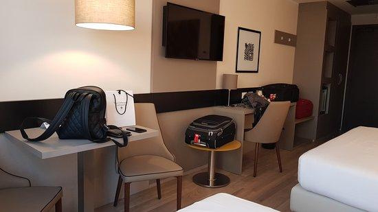 iH Hotels Milano Lorenteggio: IH Hotel Loreteggio Milan.Oda