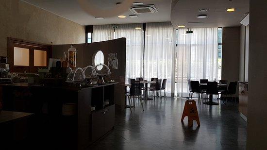 iH Hotels Milano Lorenteggio: IH Hotel Loreteggio Milan.Restoran