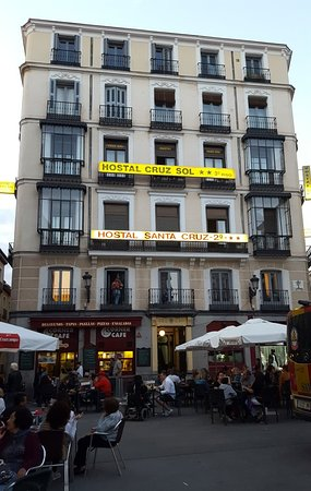 Nice bars near Plaza Mayor