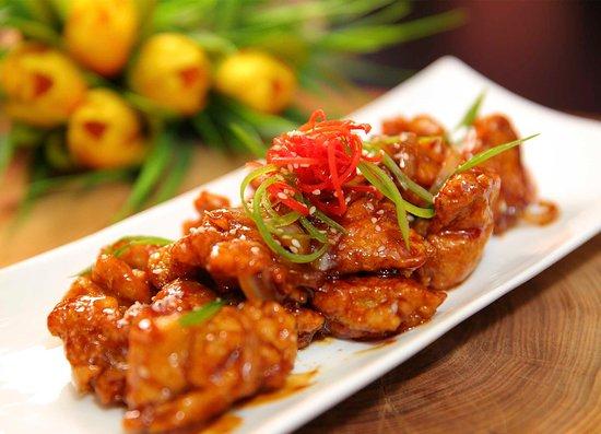 Tubeteika: Китайская кухня