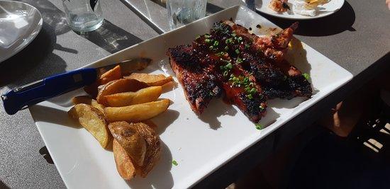 The Beach House Restaurant & Beach Bar: Really tasty and scrumptious