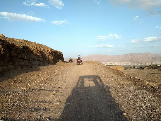 Desert ATV Eilat