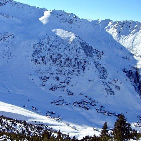 Ski Resort Malbun照片