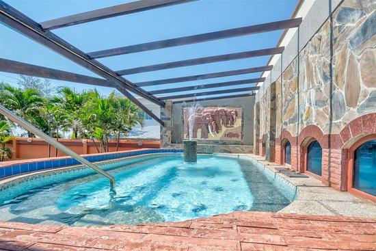 Pool - Picture of Palm Beach Resort, Pranburi - Tripadvisor