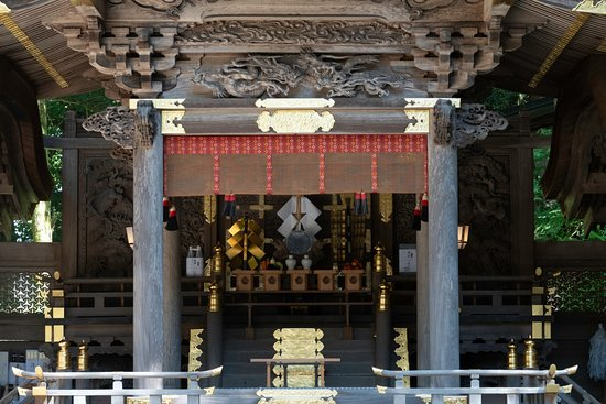 Suwa Shrine: Suwa Taisha