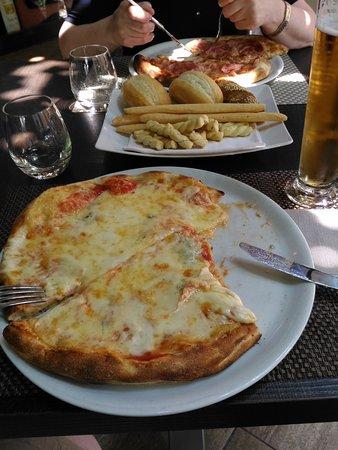 Il Girasole: вкуснейшая пицца