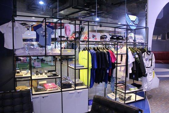 Flight Experience Bangkok: Boeing store