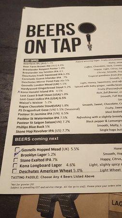 写真TAP Craft Beer Bar枚