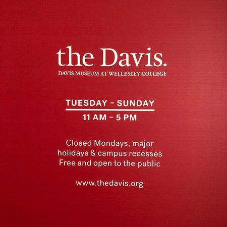 Davis Museum at Wellesley College fotografia