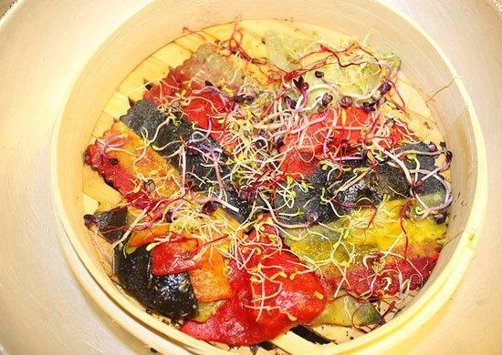 La Stanza del Gusto: • Il Giardino in una Stanza (Giardiniera di verdure <homemade>