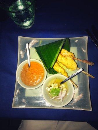 เซ็นทารา แกรนด์ ไอส์แลนด์ รีสอร์ท แอนด์ สปา มัลดีฟส์: Thai Dinner - Centara Grand Maldives - andtheadventurecontinues.ie review
