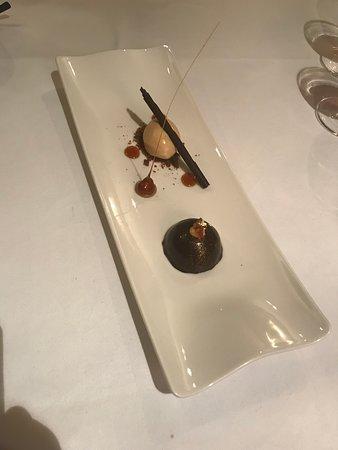 Michelin Star food!!