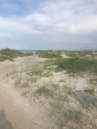 Cocoa Beach照片