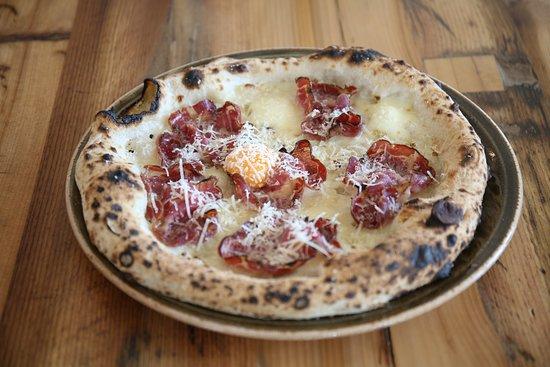 Pizzas Picture Of B Block Bristol Tripadvisor