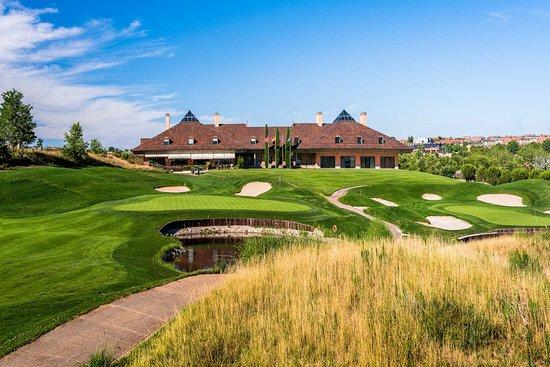 Centro Nacional de Golf: casa club