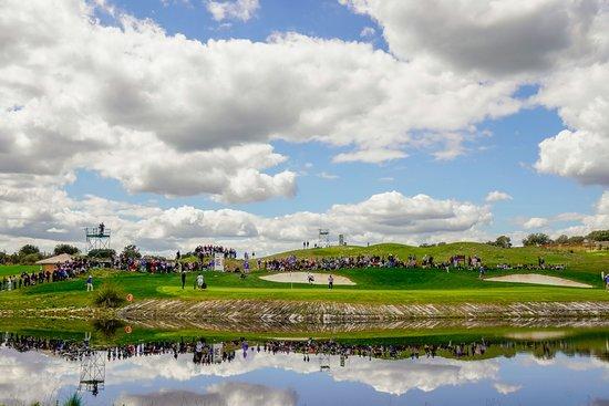 Centro Nacional de Golf : hoyo 12
