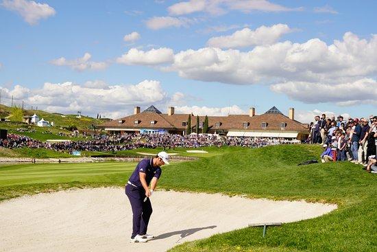 Centro Nacional de Golf : jon