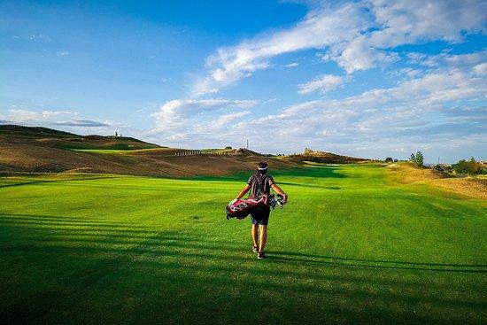 Centro Nacional de Golf : hoyo 1