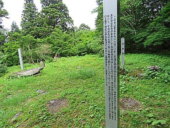Kawasaki-machi, Nhật Bản: 仙住寺跡の説明