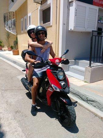 Rent a Moto Motoround