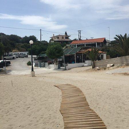 Psili Ammos Beach: Psili Ammos