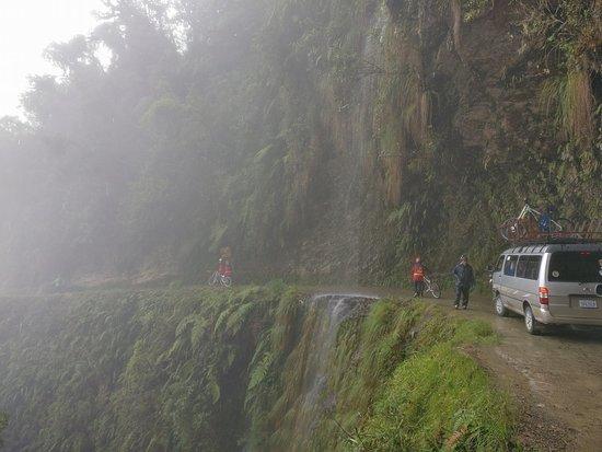 Gravity Bolivia照片