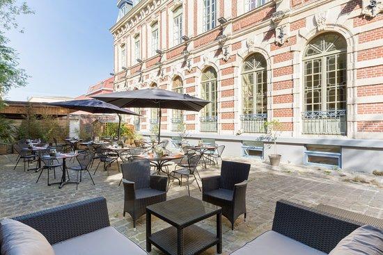 Restaurant Urban Hotel Spa A Lille
