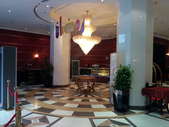 Horizon Manor Hotel : Lobby