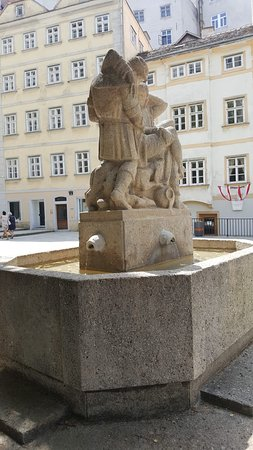 Hannaken-Brunnen